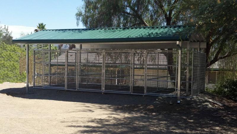 Dog Kennels Amp Livestock Pens Fcp Building