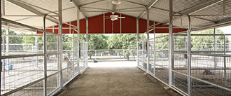 Corrals, Shelters & Pens - FCP Building