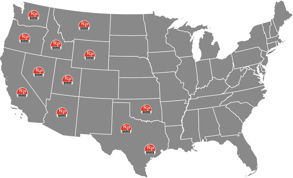 FCP Buildings Dealer Map