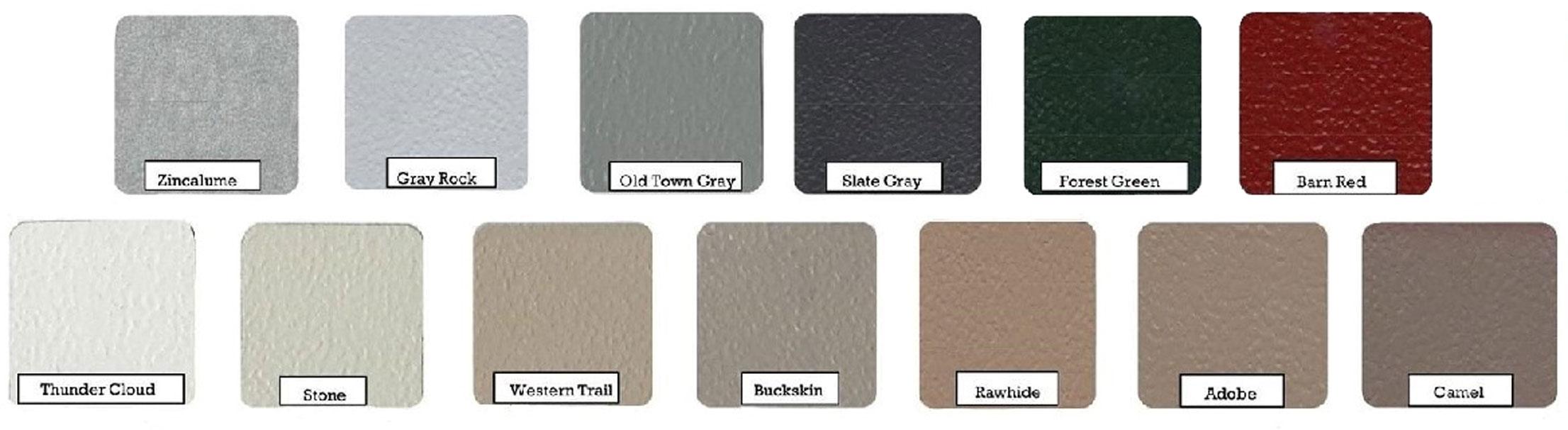 barn wall colors