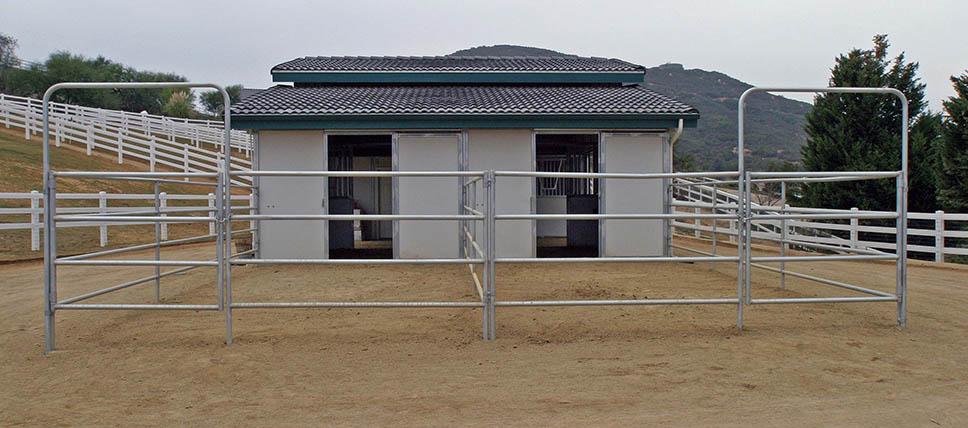 Corrals Fcp Building