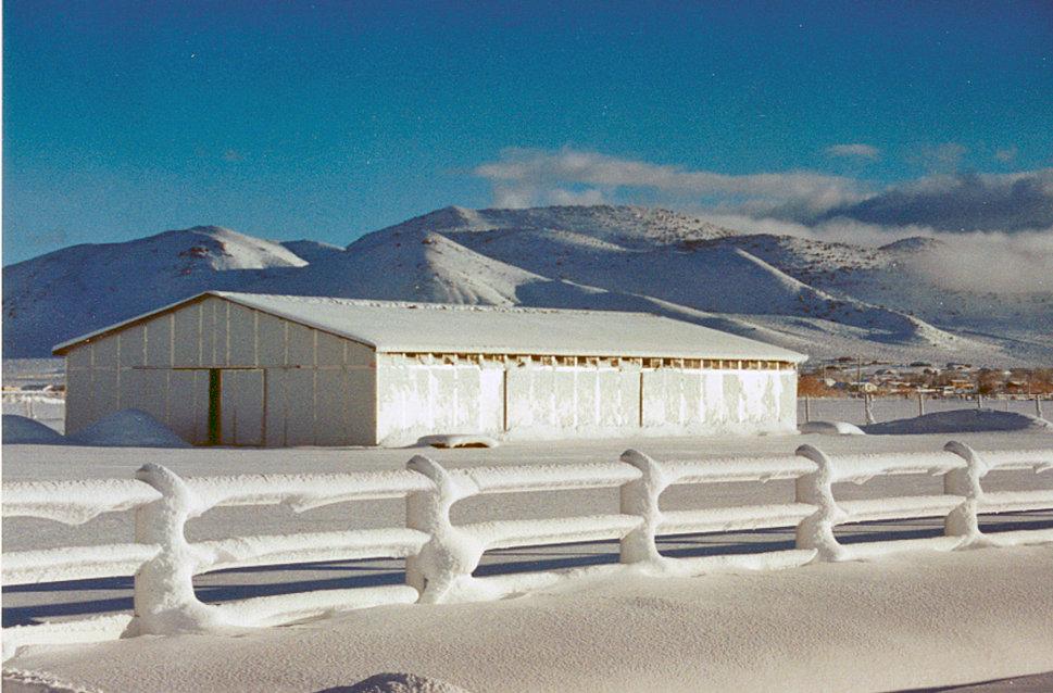 Gable Barns Fcp Building