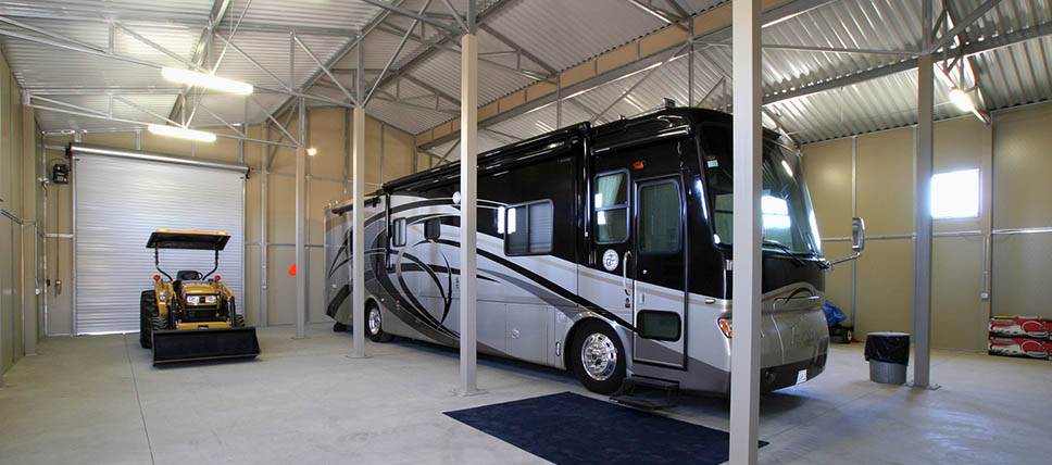Garages Rv Covers