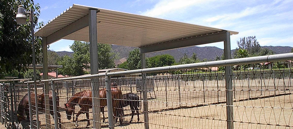 Pasture Shelters Fcp Building